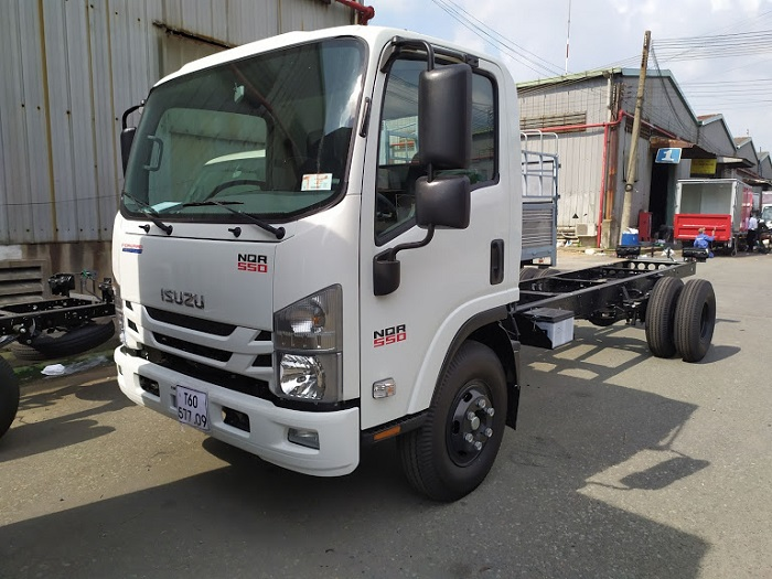 Xe tải isuzu N Series