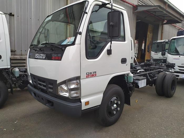 Xe tải isuzu Q series